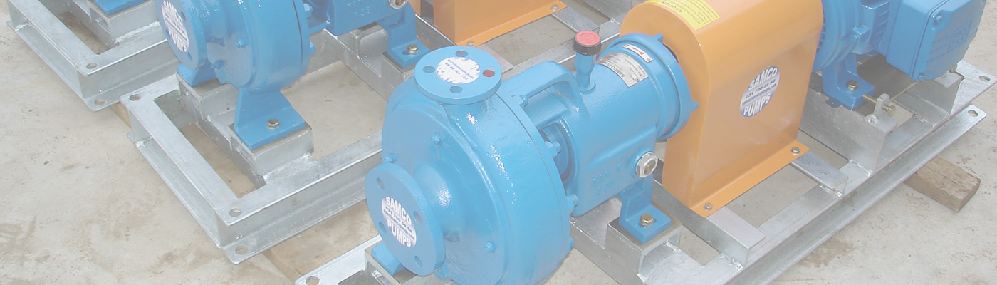 Pump Supply Company South Africa | Pumps & Parts | SAMCO